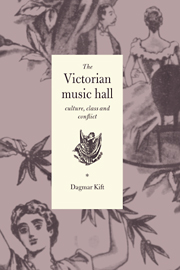 The Victorian Music Hall