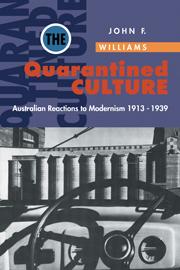 The Quarantined Culture