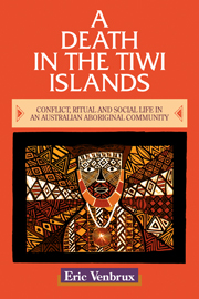 A Death in the Tiwi Islands