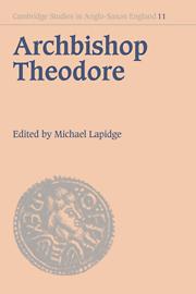 Archbishop Theodore