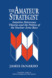 The Amateur Strategist