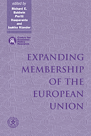Expanding Membership of the European Union