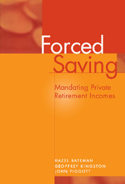 Forced Saving