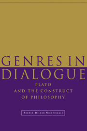 Genres in Dialogue