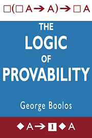 The Logic of Provability