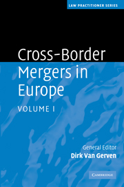Cross-Border Mergers in Europe