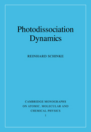 Photodissociation Dynamics