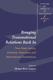 Bringing Transnational Relations Back In
