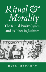 Ritual and Morality