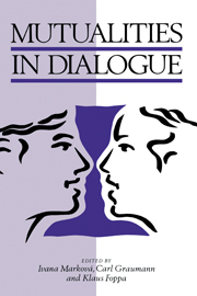 Mutualities in Dialogue