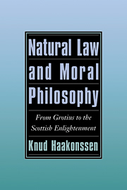 Natural Law and Moral Philosophy