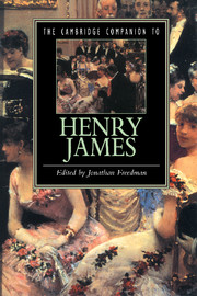 The Cambridge Companion to Henry James
