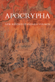 NRSV Apocrypha Text Edition, NR520:A