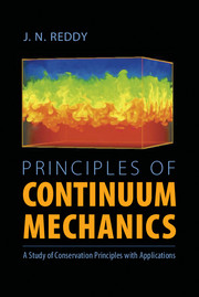 Principles of Continuum Mechanics
