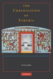 The Urbanisation of Etruria