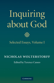 Inquiring about God