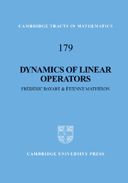 Dynamics of Linear Operators