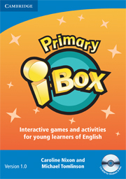 Primary i-Box CD-ROM (Single classroom)