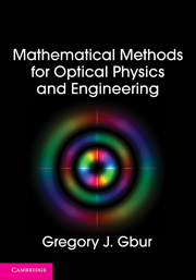 Mathematical Methods for Optical Physics and Engineering