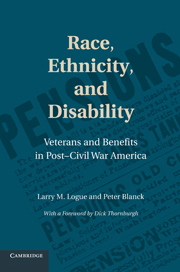 Race, Ethnicity, and Disability
