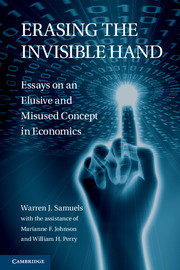 Erasing the Invisible Hand
