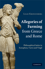 Allegories of Farming from Greece and Rome