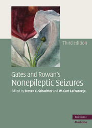 Gates and Rowan's Nonepileptic Seizures with DVD-ROM