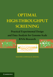 Optimal High-Throughput Screening