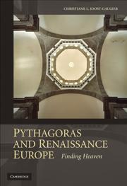 Pythagoras and Renaissance Europe