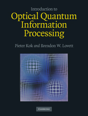 Introduction to Optical Quantum Information Processing