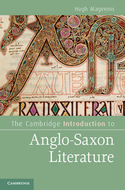 The Cambridge Introduction to Anglo-Saxon Literature