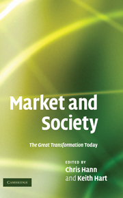 Market and Society