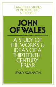 John of Wales