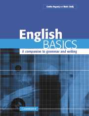 English Basics International Edition