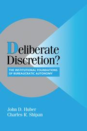 Deliberate Discretion?