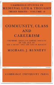 Community, Class and Careers