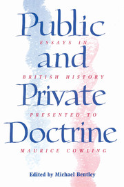 Public and Private Doctrine