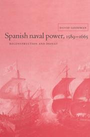 Spanish Naval Power, 1589–1665