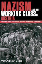 Nazism and the Working Class in Austria