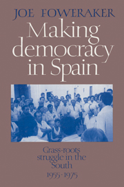 Making Democracy in Spain