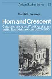 Horn and Crescent