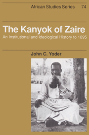 The Kanyok of Zaire