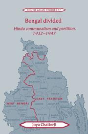 Bengal Divided
