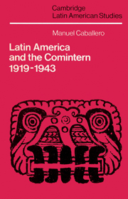 Latin America and the Comintern, 1919–1943