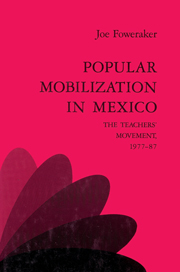 Popular Mobilization in Mexico