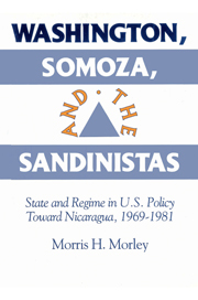 Washington, Somoza and the Sandinistas