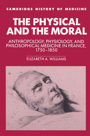 The Physical and the Moral