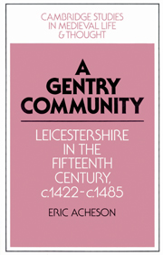 A Gentry Community