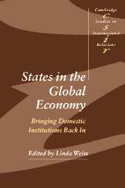 States in the Global Economy