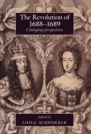 The Revolution of 1688–89